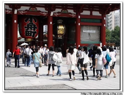 云淡风轻之笑看人生_补上日本之行的照片-笑看人生-搜狐博客