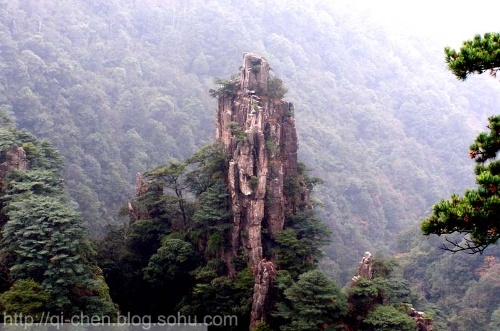 图片游记:郴州,莽山,坪石(全集)
