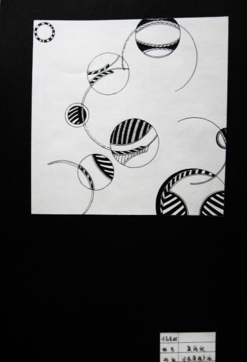 线面平面设计图_点线面平面构成图片_黑白灰装修设计图_点线面设计图