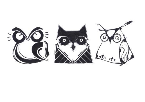 动物异影图形创意