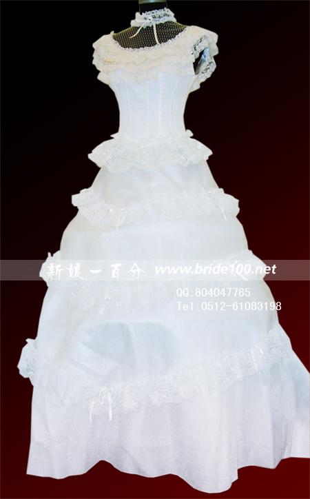 公主简笔画简单又漂亮 婚纱