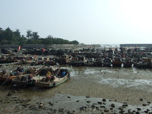 滩长,沙白的广西北海银滩