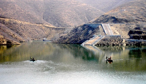内蒙古八虎山风景区