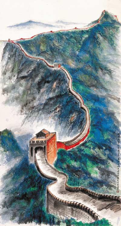 也有人称为「线描」,如战国楚墓出土的两幅 我国最早的帛画,即以白描