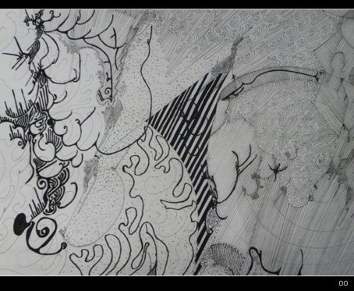 农村动物间笔画