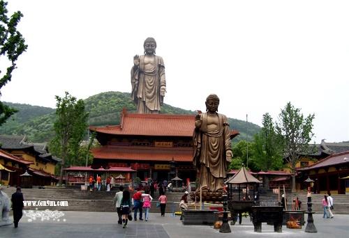 五律 灵山寺