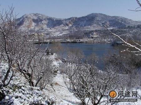 首尔的冬天与青岛的冬天的比较
