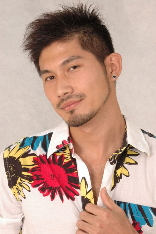 型男阳光帅哥---毕泽文---写真001