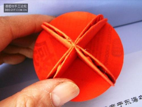 绣球的做法(二)-缇缇爱手工-搜狐博客
