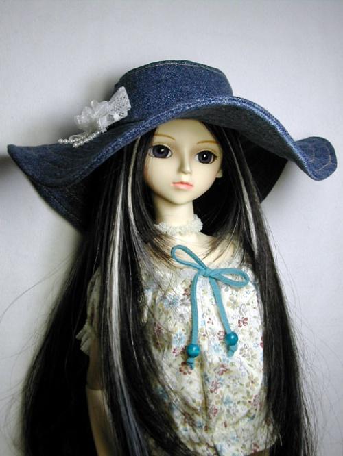 时尚潮流的sd娃娃
