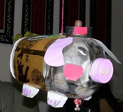 手工灯笼手工灯笼制作图解中秋灯笼幼儿园手工灯笼