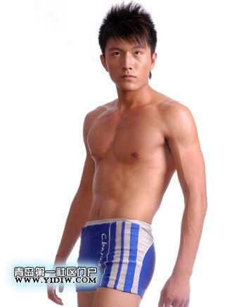 男模周晟乐-名身大震-搜狐博客