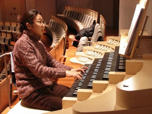 国家大剧院管风琴固定演奏台图片