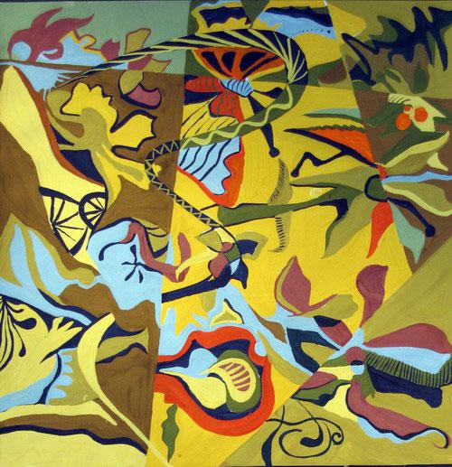 鲁迅美术学院大连校区创意素描,创意色彩,创意图案选
