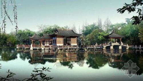 如诗如歌的古典建筑设计 - 大中国艺术部落 - 文学