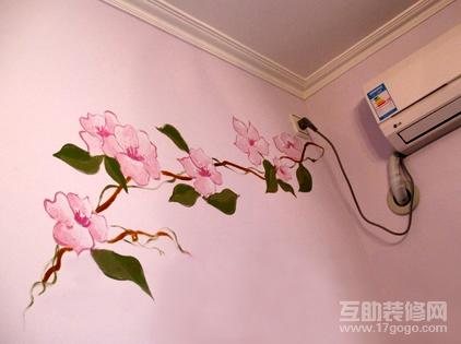 玮玮手绘工作室手绘墙画价格一览表-临沂精灵手绘墙