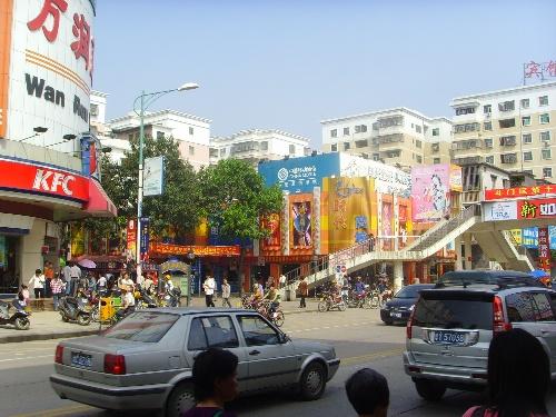 珠海井岸步行街精彩照片分享